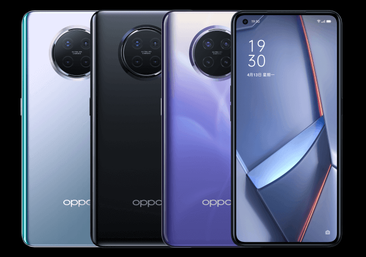 warna oppo ace2