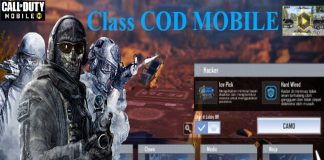 class call of duty mobile