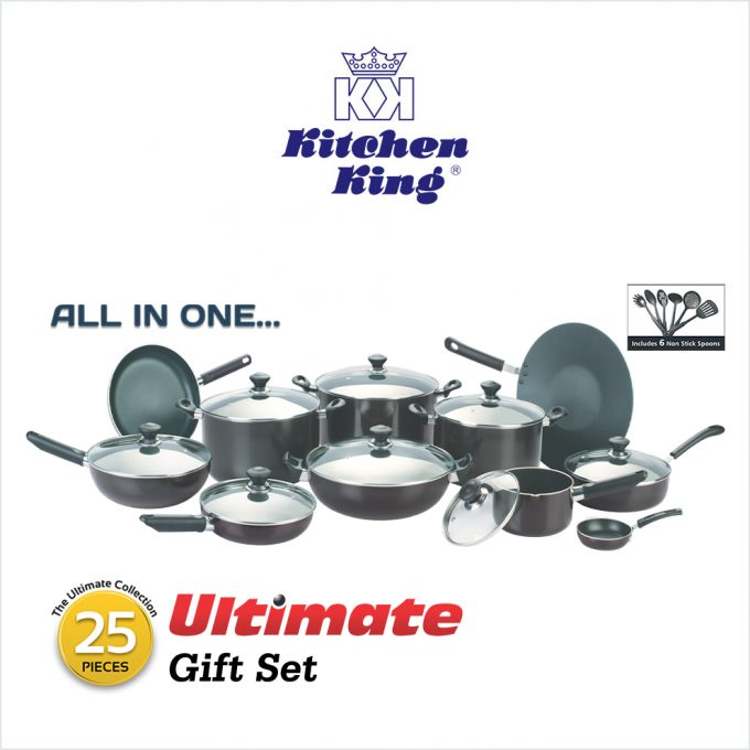 Ultimate Gift Set 25 Pieces