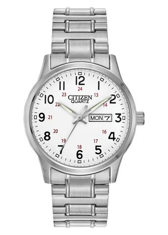 Citizen Gents Analogue Watch with Day Date_0