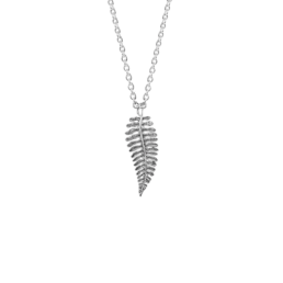 Forest Fern Necklace (Treasured)_0