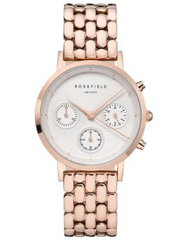 Rose Gold Crono Laides Watch The Gabby_0