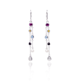 Fabuleux Vous My Colourful Life Clasp Earrings_0