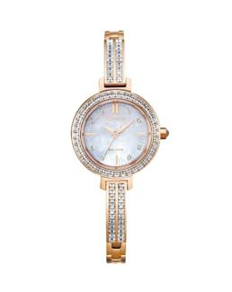 Citizen Eco-Drive Rose Analogue with Stones_0