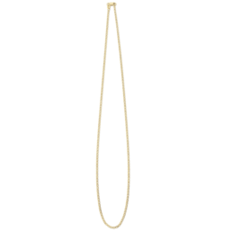 Gold Silver Filled Anchor Link Chain_0