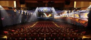 SM Town theater