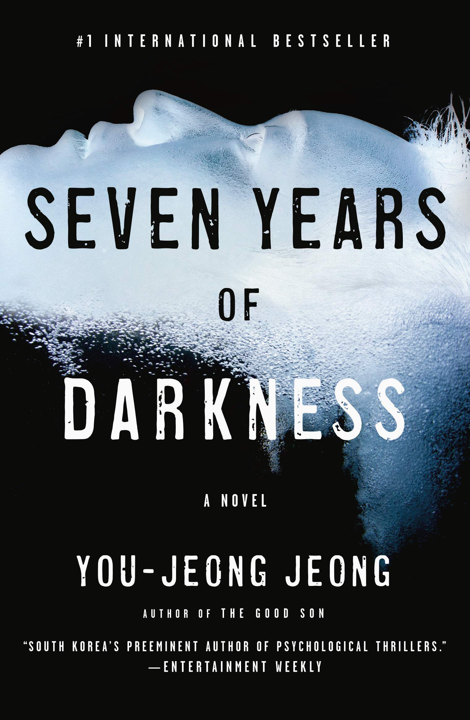 seven years of darkness book cover