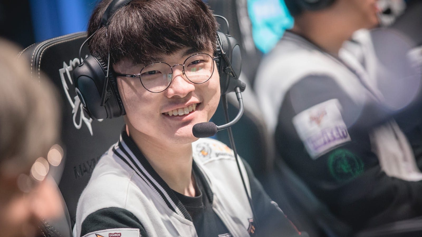 a picture of Faker