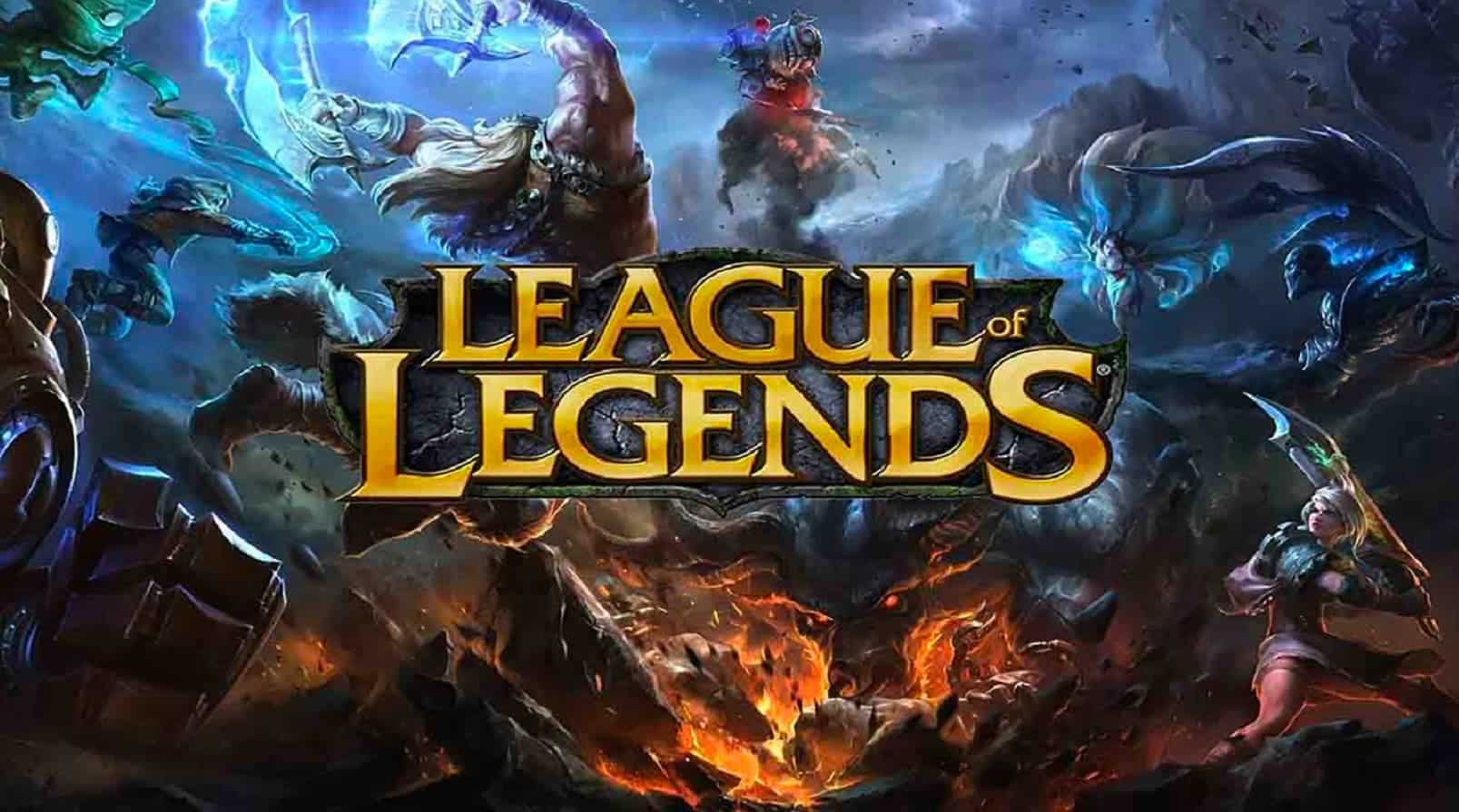 league of legends gaming and esports