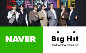 Big Hit and Naver