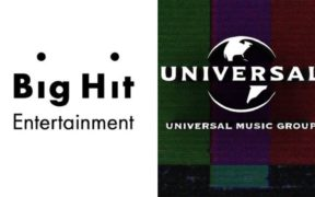 Big Hit Entertainment and Universal Music Group