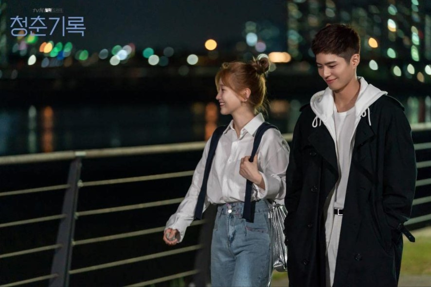 record of youther kdrama park bogum and park sodam
