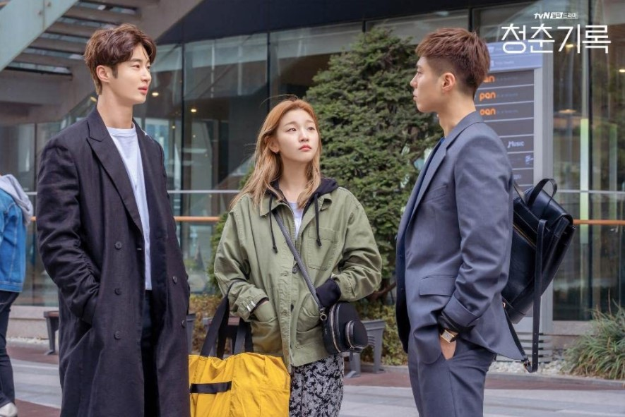 record of youth kdrama picture