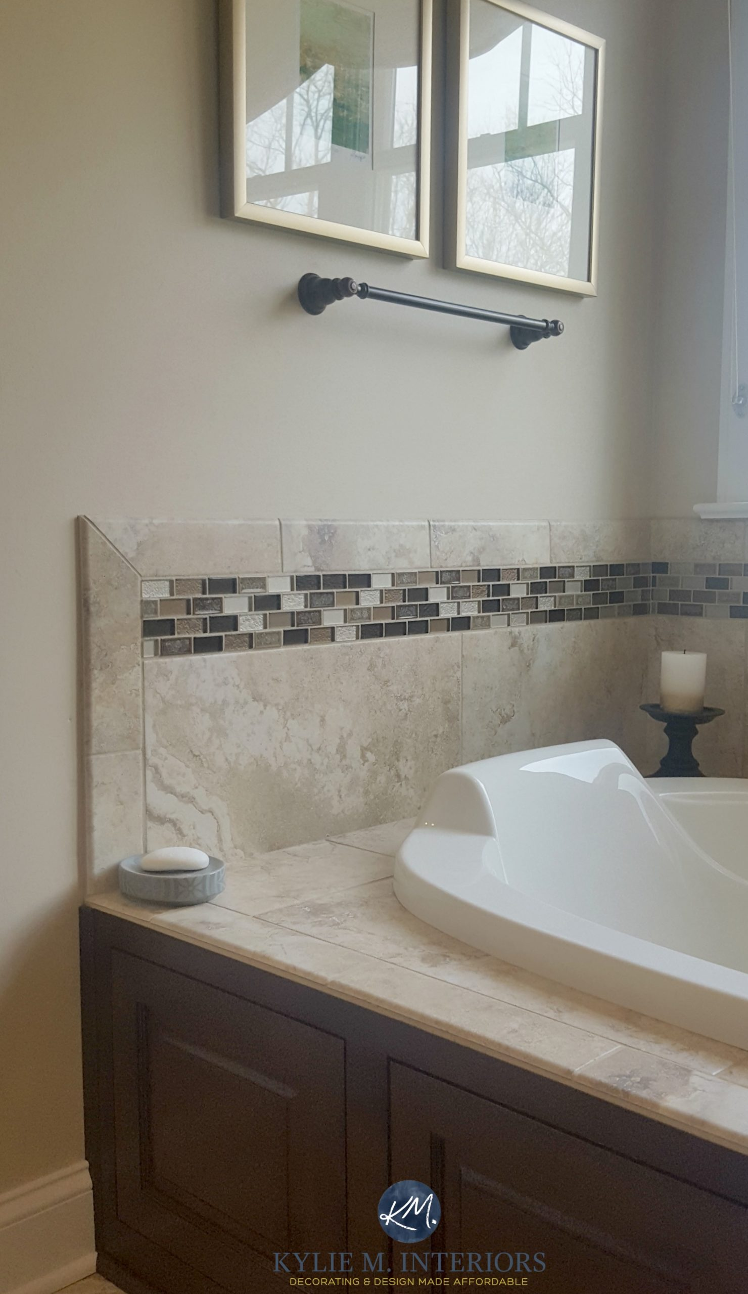 Best Color To Paint Bathroom With Beige Tile