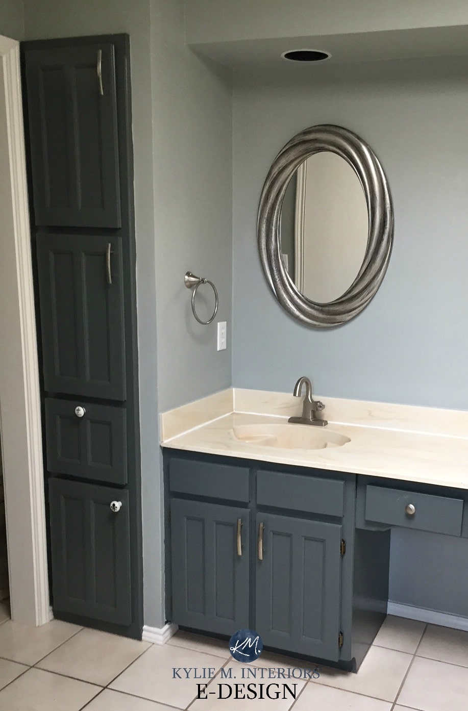 Colors For Bathroom With Almond Fixtures