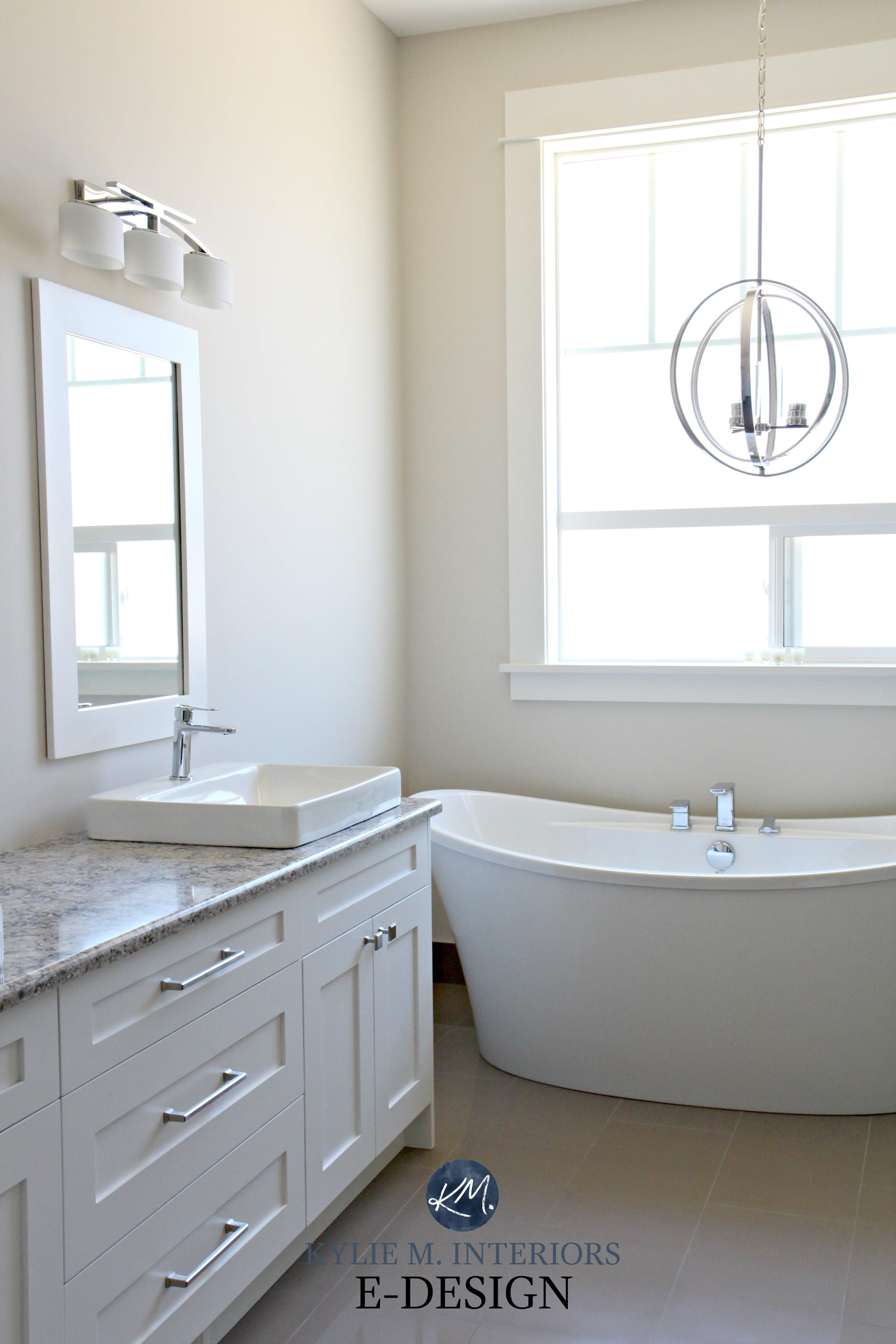 Best Paint Color For North Facing Bathroom