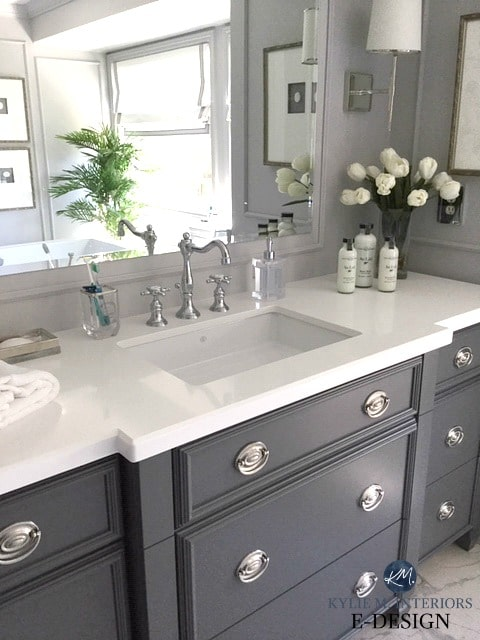 Best Colours For Bathroom Vanity