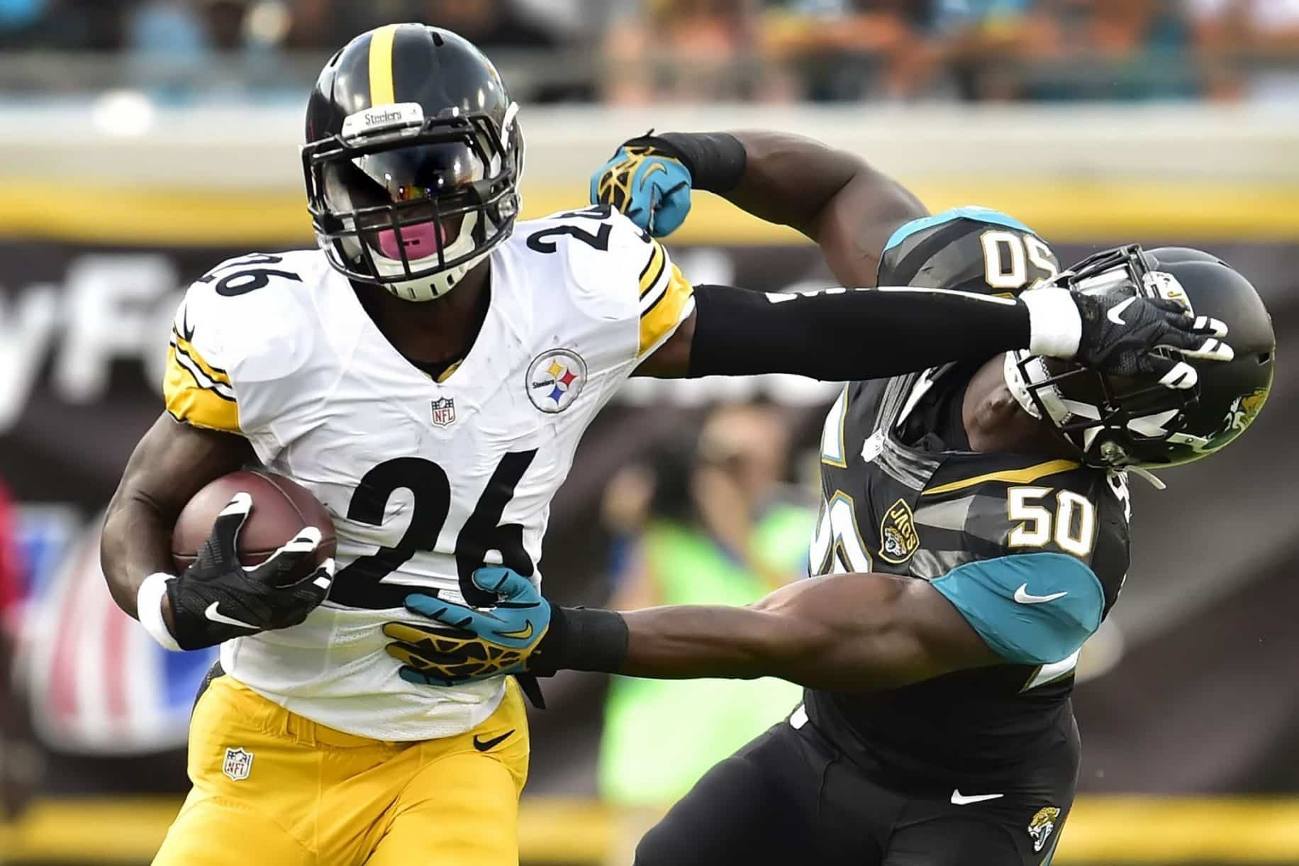Le'Veon Bell Facing 4-Game Suspension