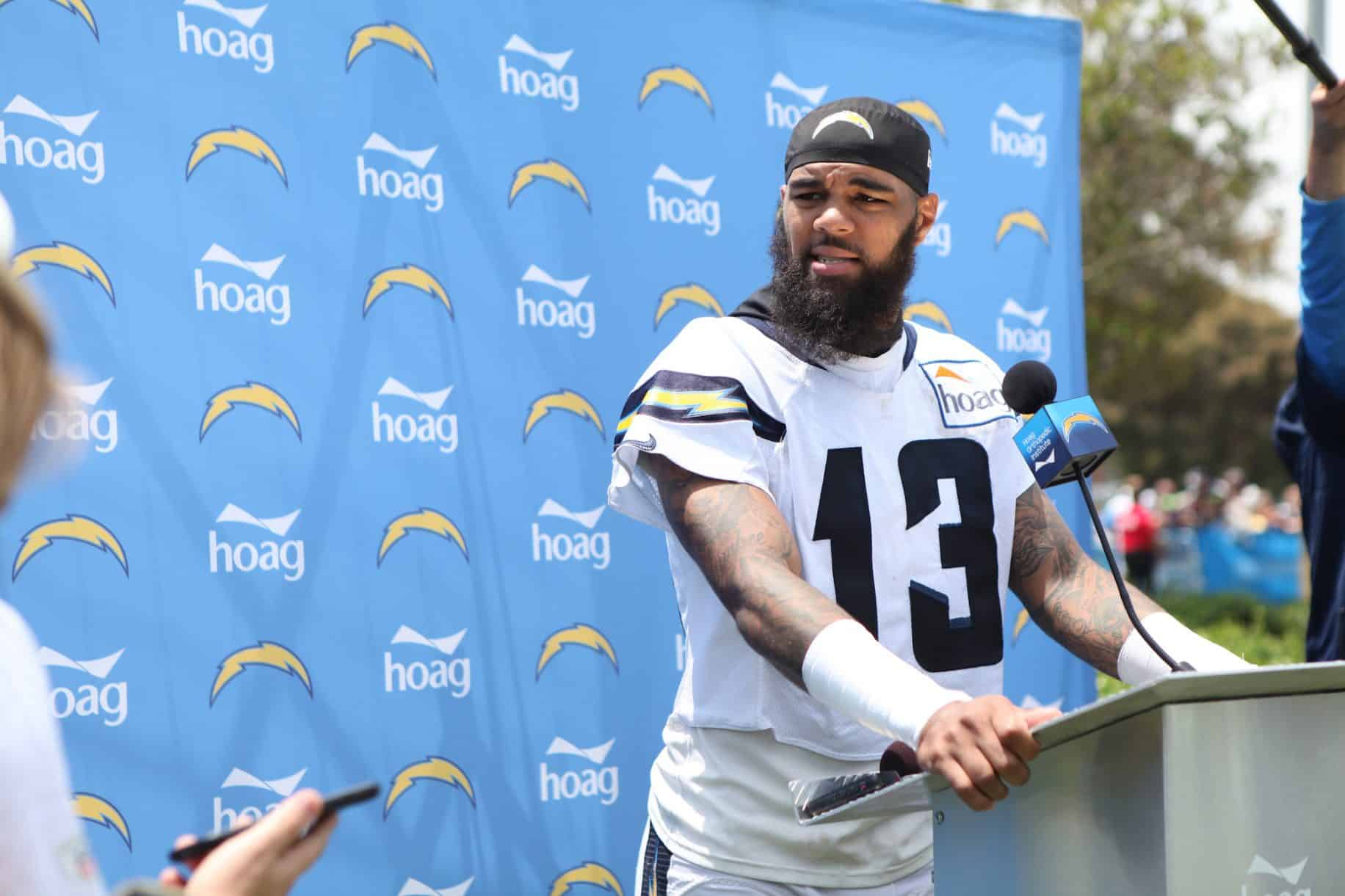 2021 Los Angeles Chargers Fantasy Projection Pre-Free Agency