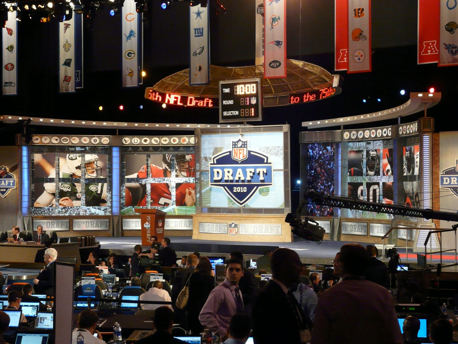 Rams Draft Decade: A Tale of Two Teams