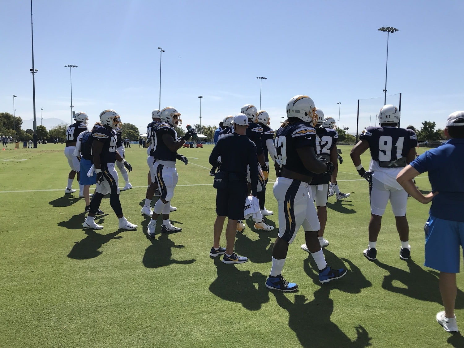 The Chargers Defensive Line: Week 6