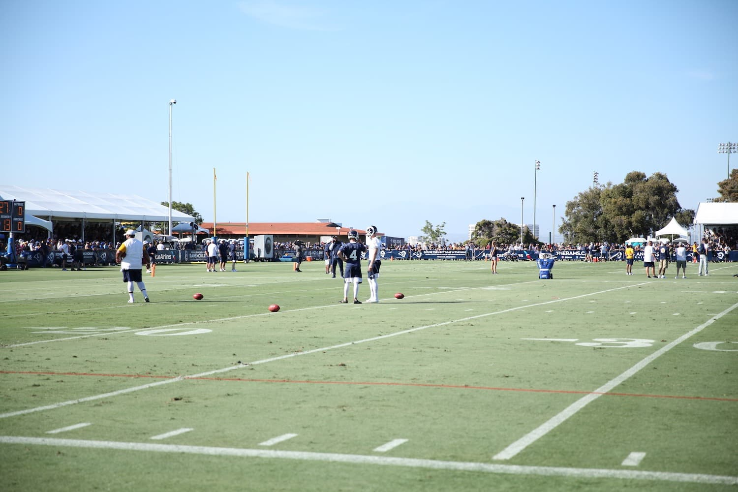 The Rams 3 Kickers; This May Be The Most Important Competition In Camp