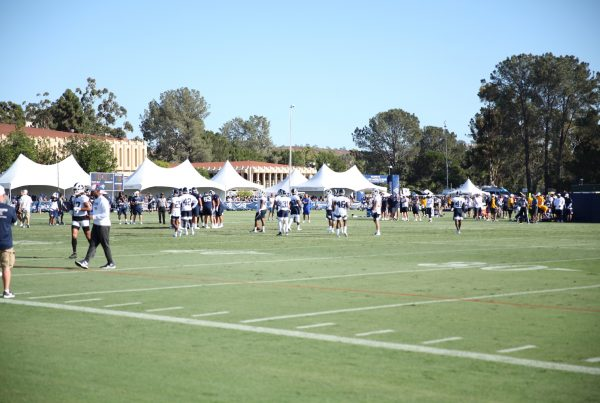 Rams Training Camp 2019. Photo Credit: Ryan Dyrud | The LAFB Network