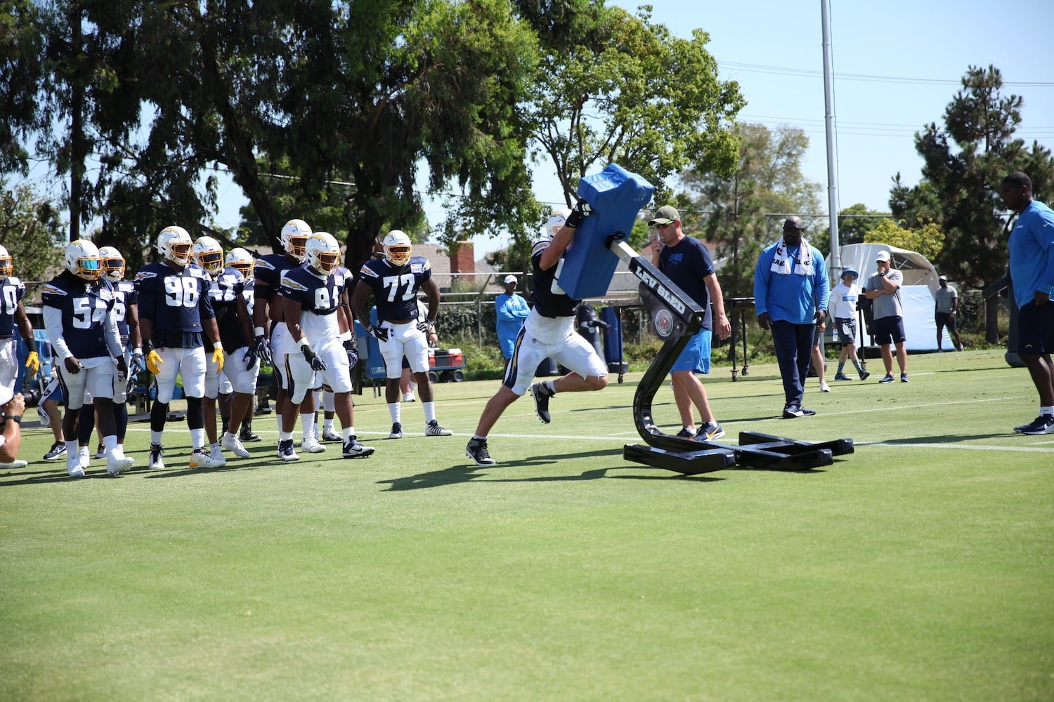 The Chargers Defensive Line: Week 2