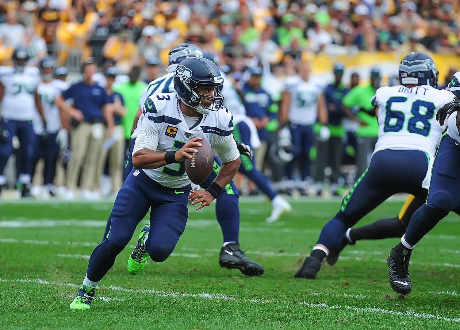 How The Rams Can Neutralize Russell Wilson