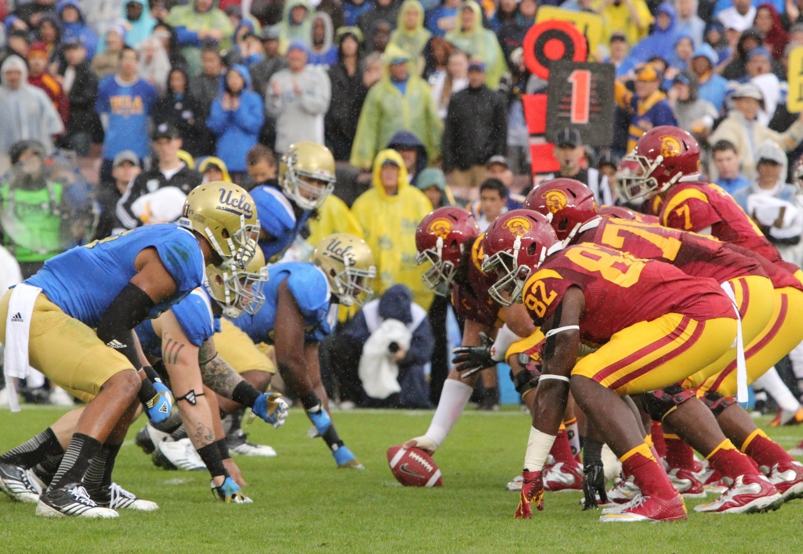 Top Five UCLA vs USC Football Games From the Last 25 Years