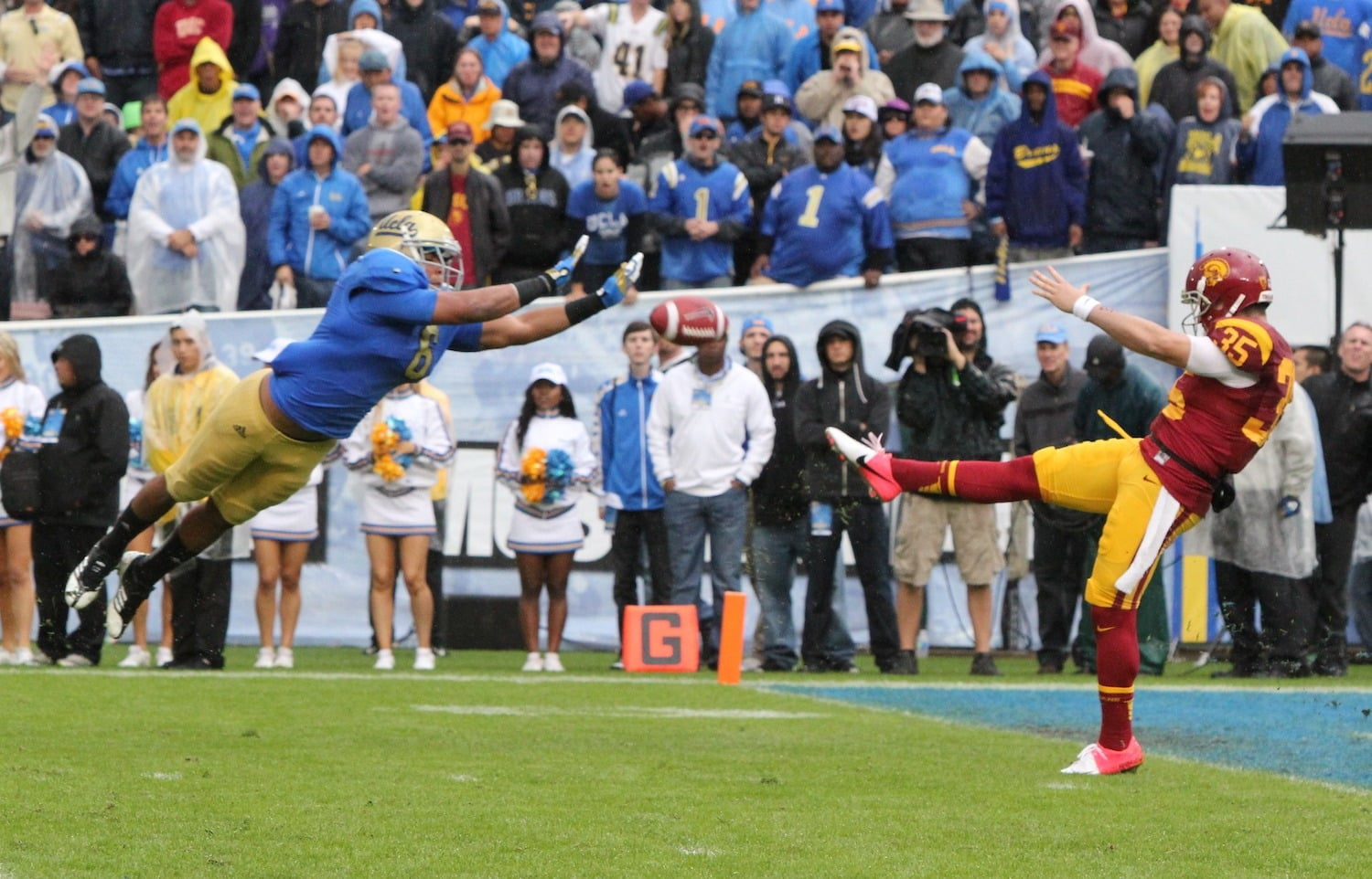 Victory Bell Matchup On The Horizon For UCLA