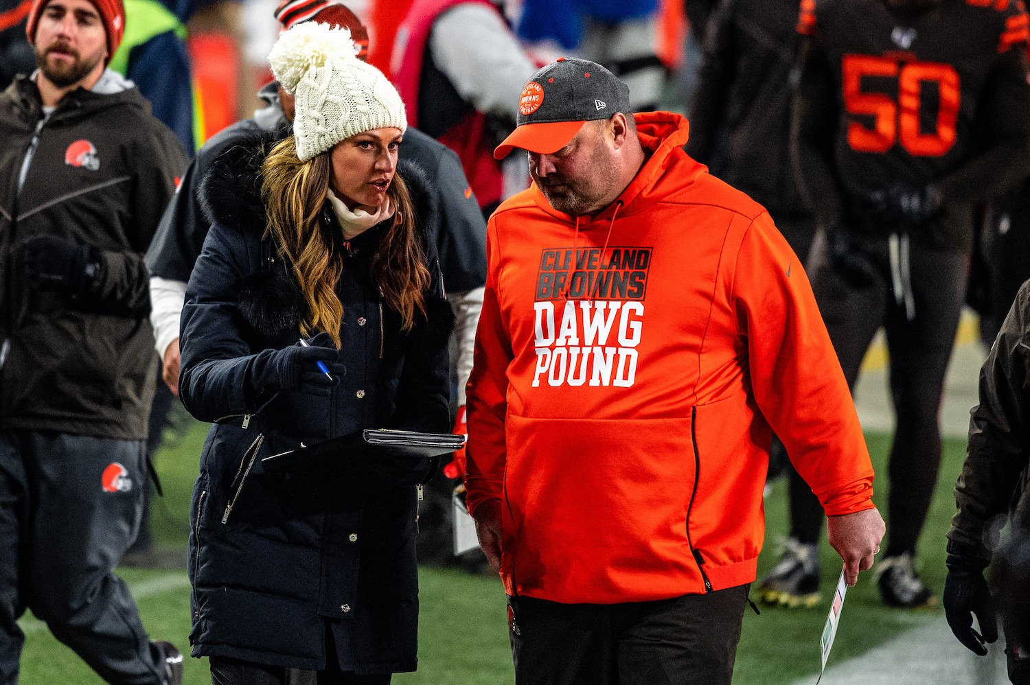 Let's Talk About The Browns, Freddie Kitchens, And Fantasy Football