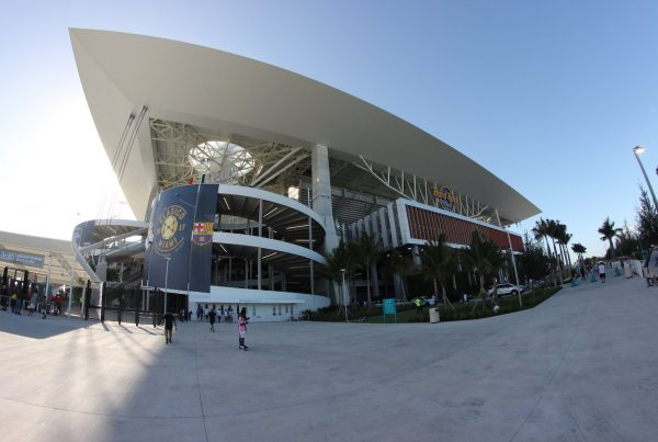 Hard Rock Stadium. Photo Credit: riouj | Under Creative Commons License