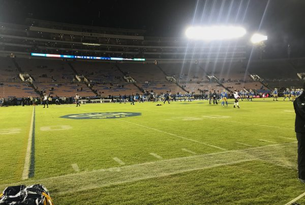 UCLA Vs CAL Pregame. Photo Credit: Ryan Dyrud | The LAFB Network