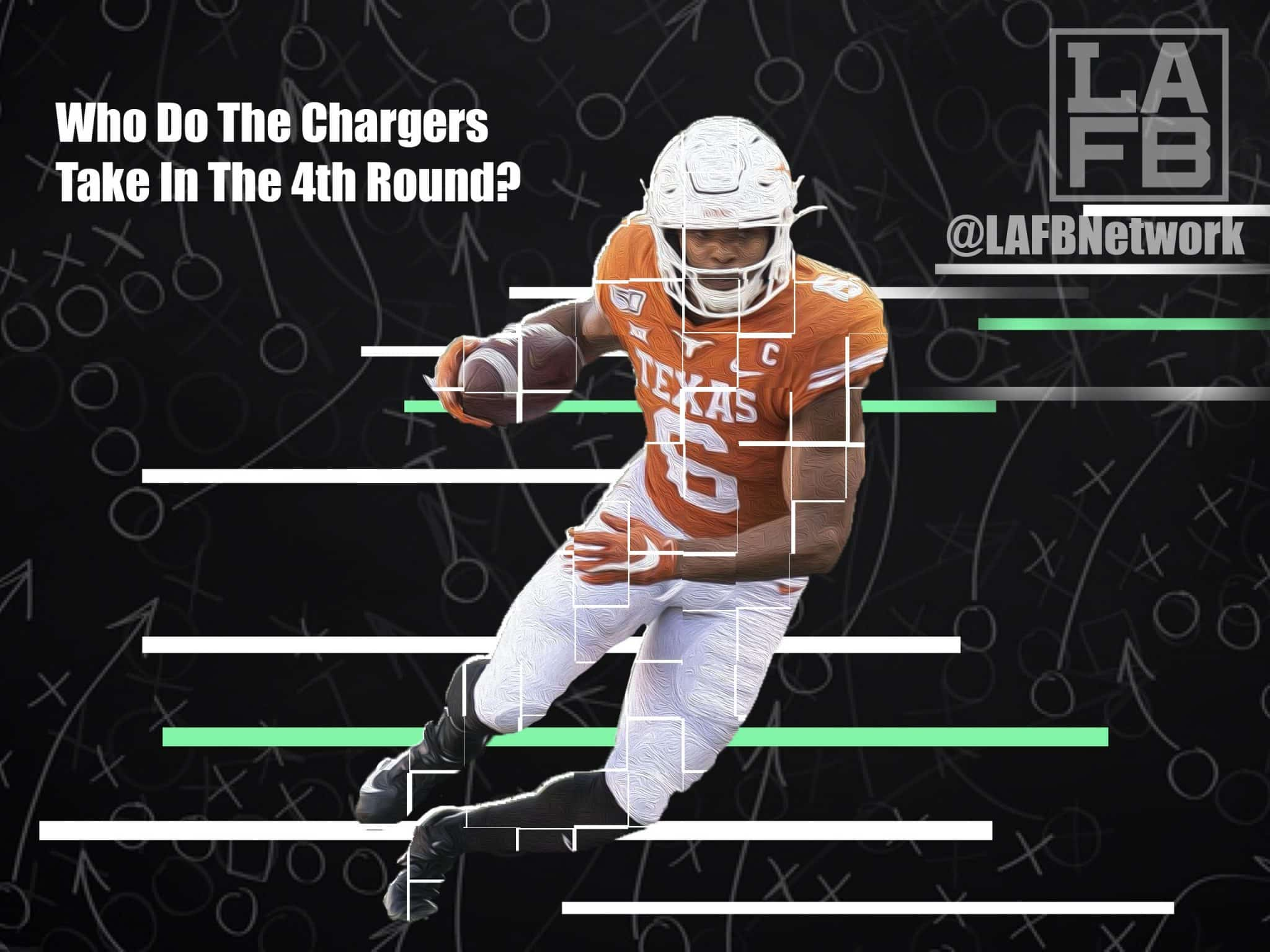 Who To Take At 112? Predicting The Chargers 4th Round Pick