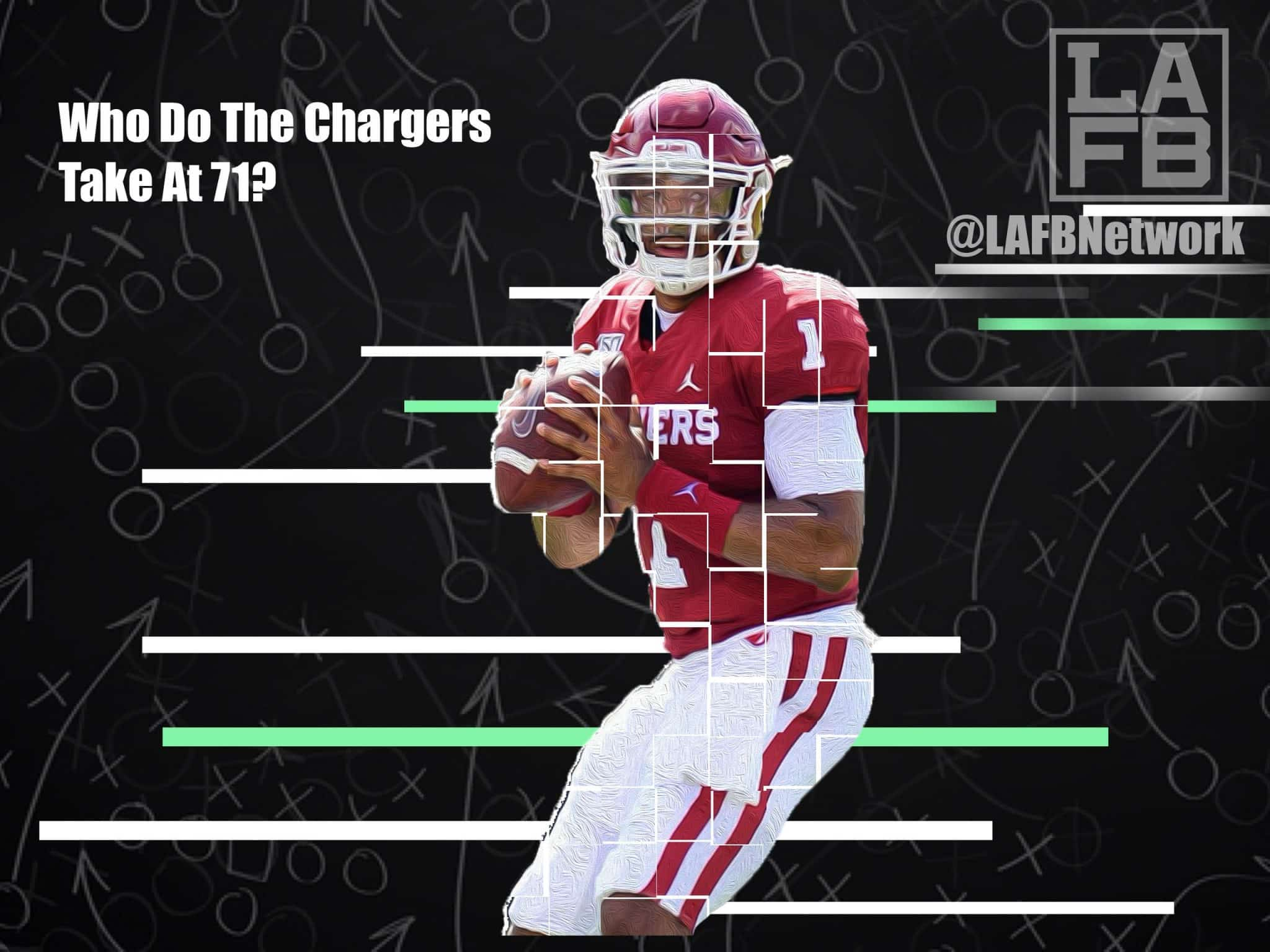 Who To Draft At 71? Predicting The Chargers 3rd Round Pick