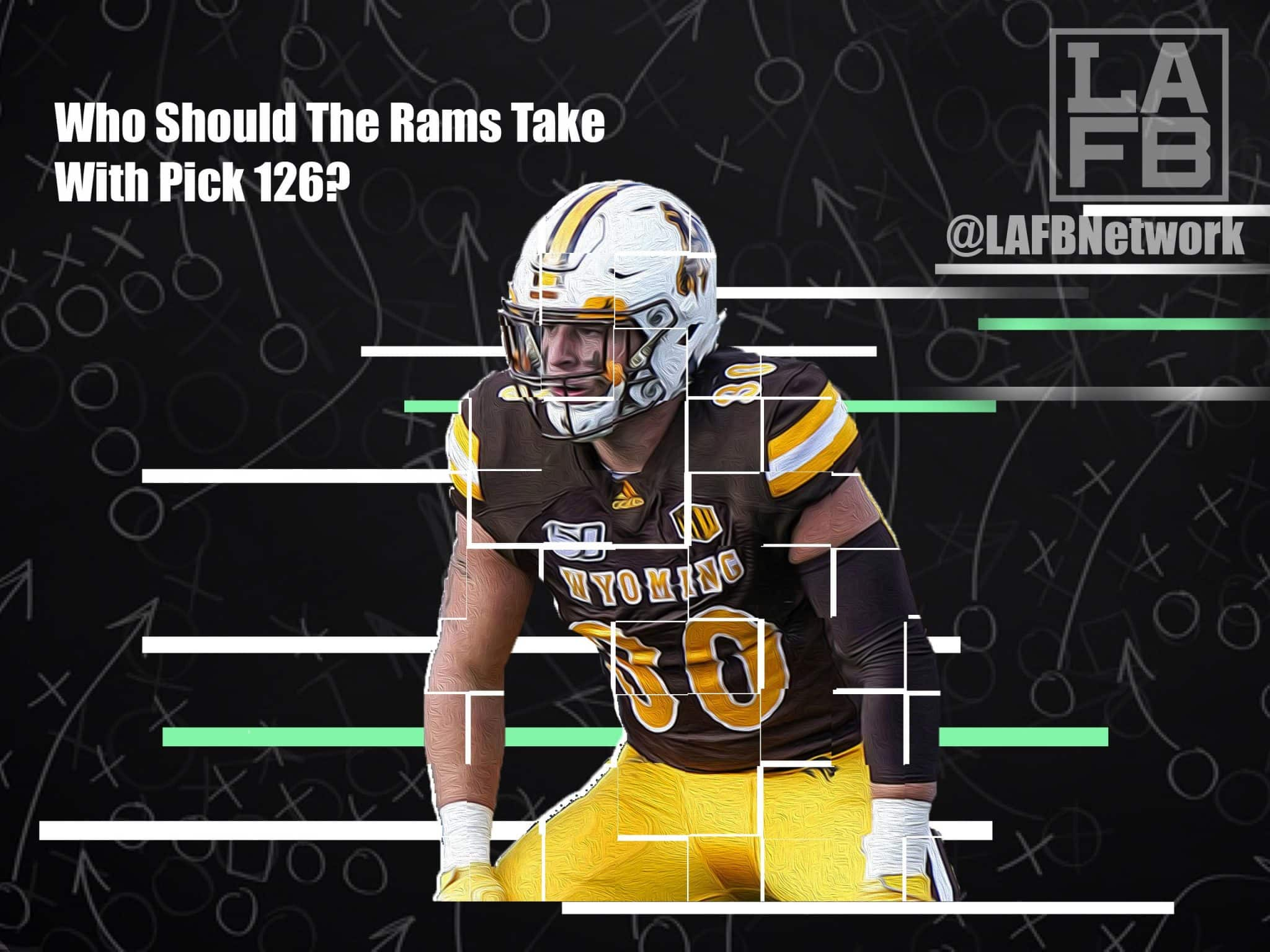 Who To Take At 126? Predicting The Rams 4th Round Pick