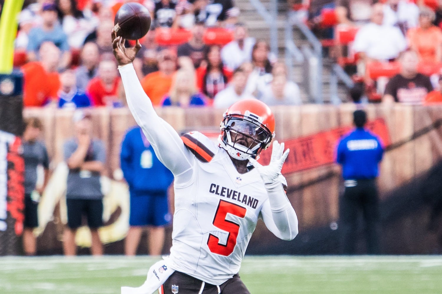Why Can't Los Angeles Chargers Tyrod Taylor Be a Franchise Quarterback?