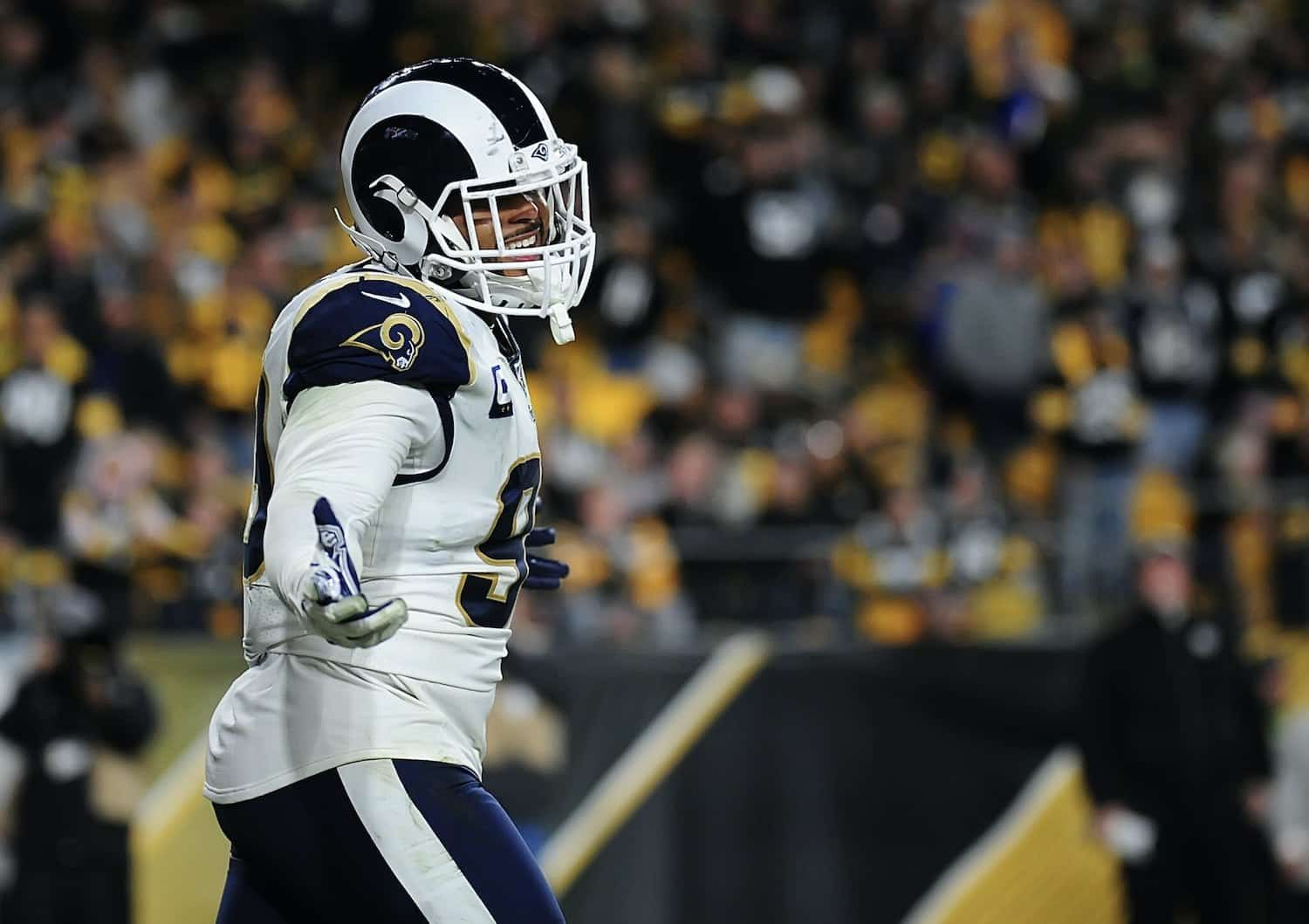Five Key Matchups For The Rams Against The Eagles