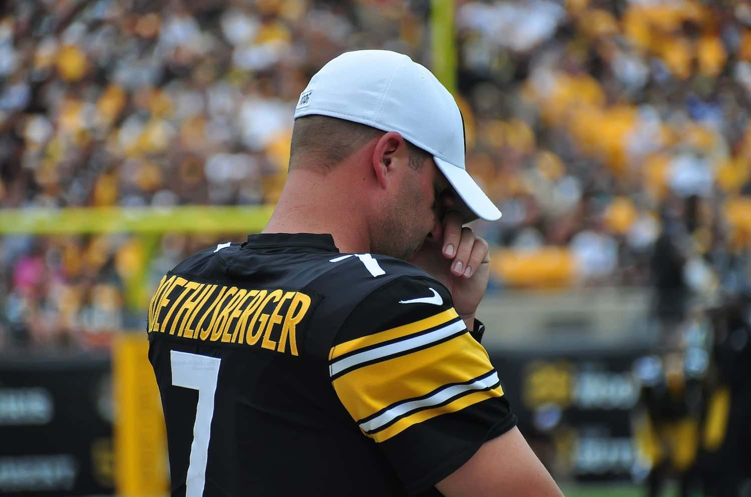 Pittsburgh Steelers Quarterback Ben Roethlisberger. Photo Credit: Brook Ward | Under Creative Commons License