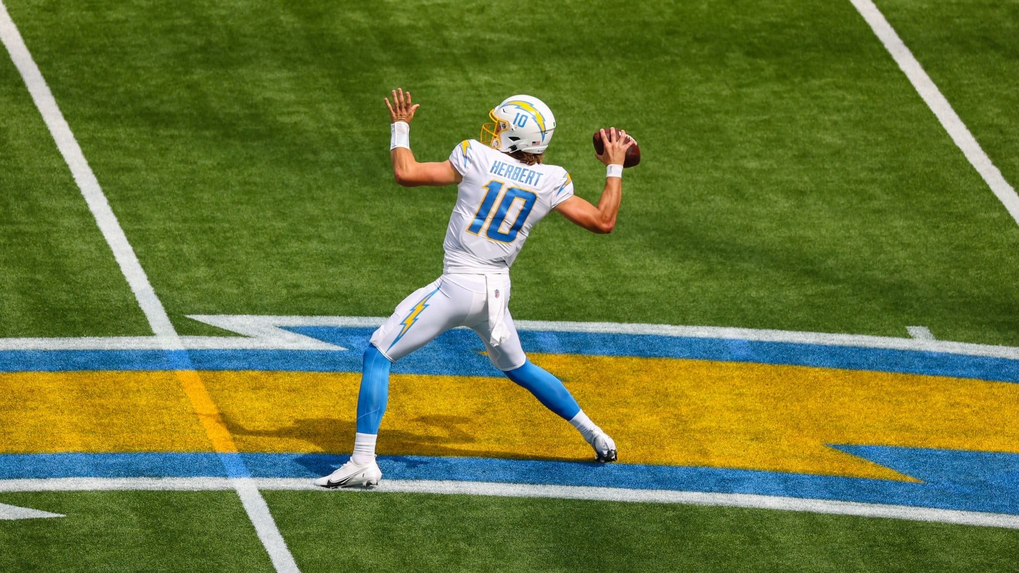 Justin Herbert Named Starting Quarterback For The Los Angeles Chargers