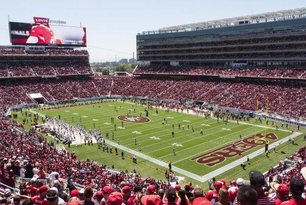 Levi's Stadium. Photo Credit: Jim Bahn | Under Creative Commons License