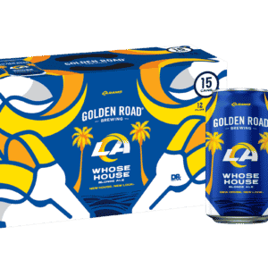 Whose House Blonde Ale - Golden Road Brewing