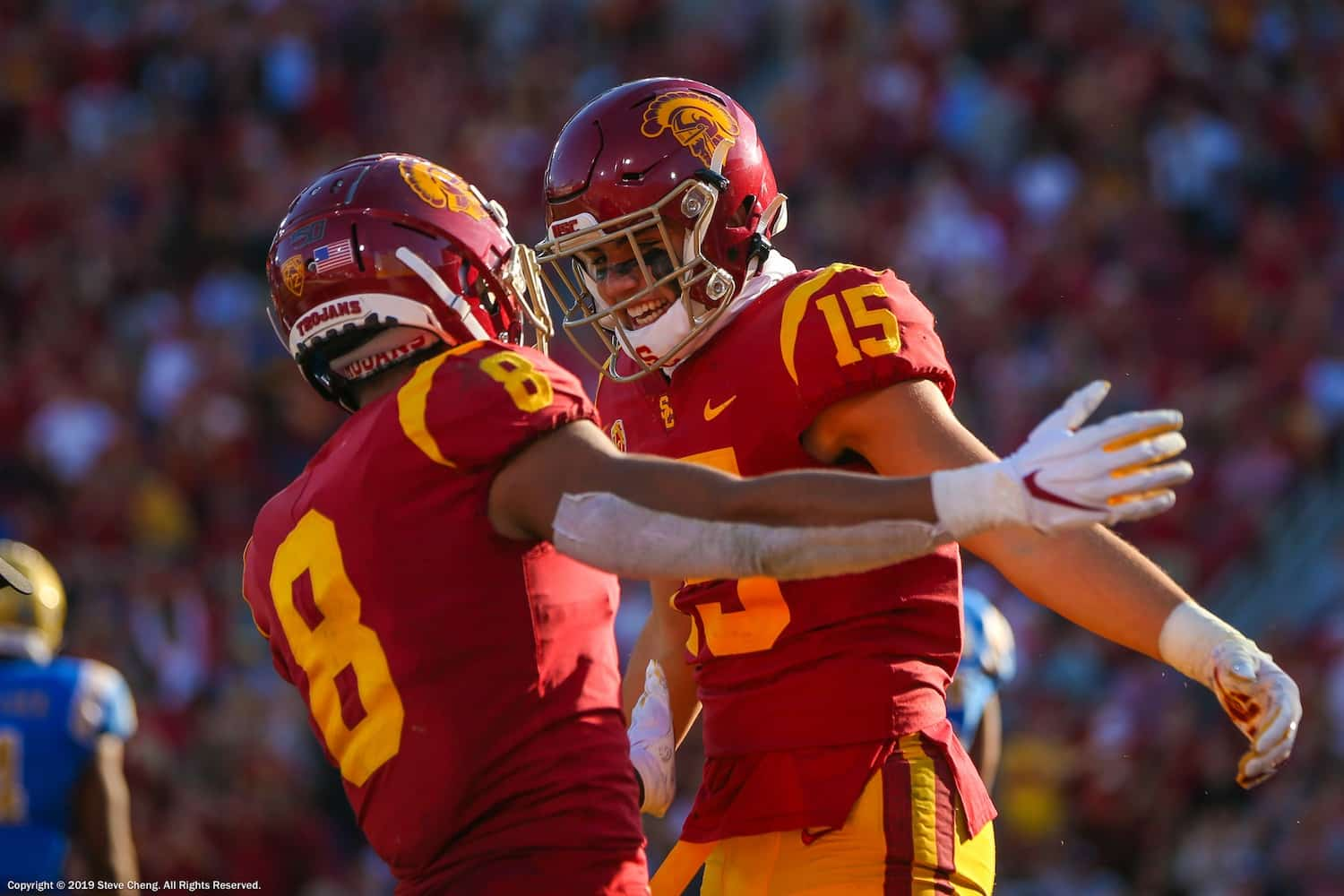 USC Trojans In The NFL: Vera-Tucker To Jets In 1st Round, 4 Others Drafted On Day 3
