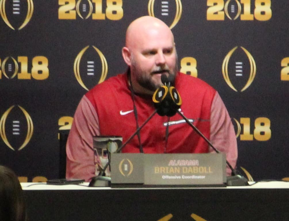 Brian Daboll Should Be At The Top of The Chargers Christmas Wishlist