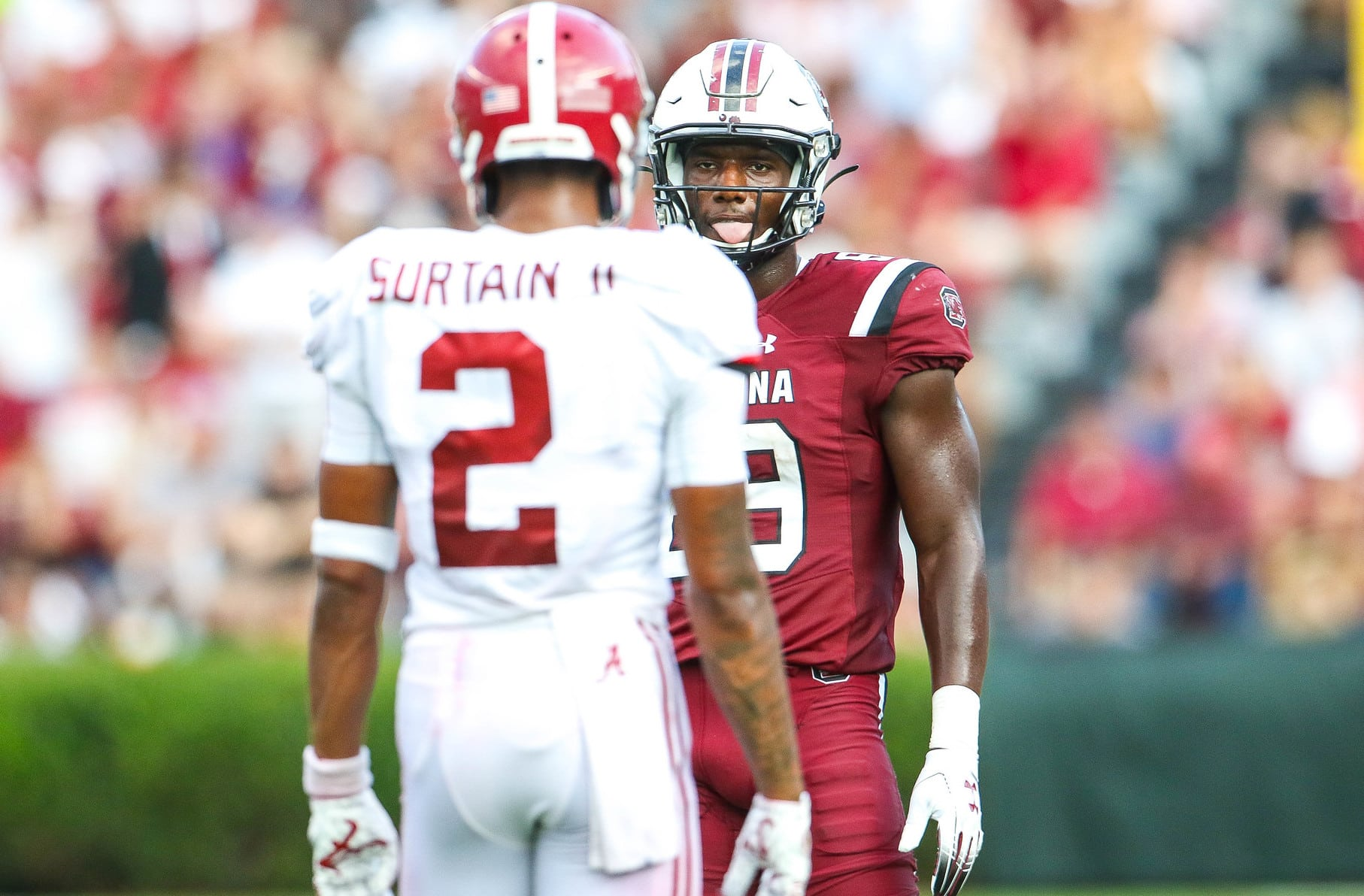 Chargers Need Alabama CB Patrick Surtain II To Help Lackluster Coverage
