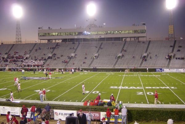 Ladd Peebles Stadium. Photo Credit: Wikimedia Commons