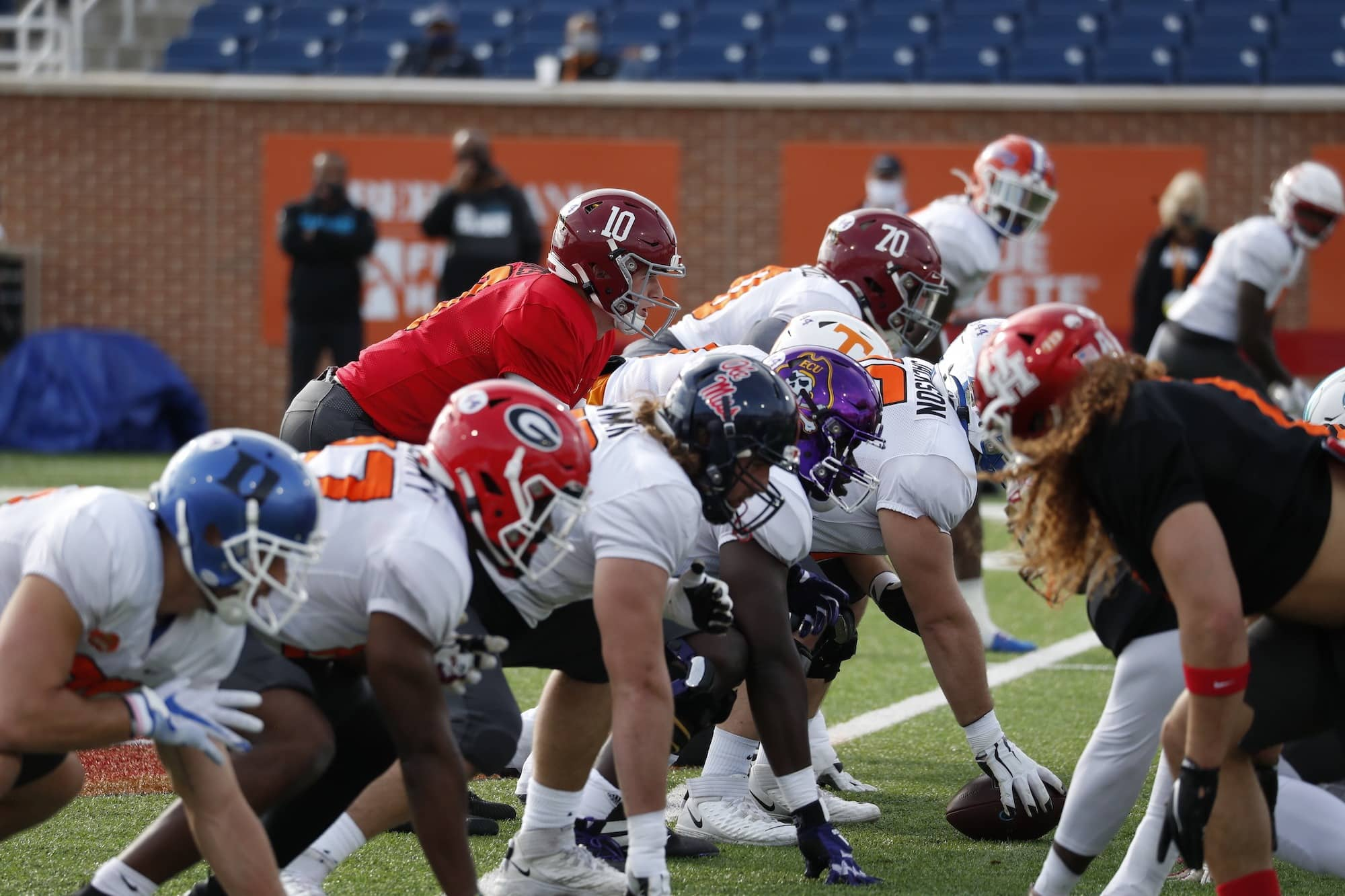 Senior Bowl Facts Not Presented In Broadcast