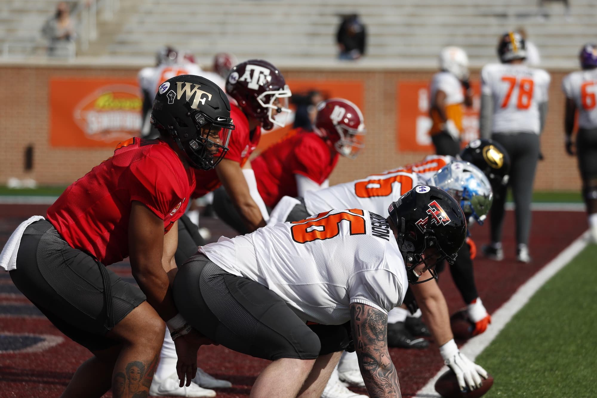 Day Two Of The Senior Bowl: Looking At Quarterbacks For The Rams