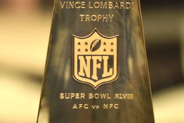 The Vince Lombardi Trophy. Photo Credit: Erik Drost | Under Creative Commons License